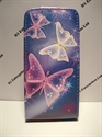 Picture of iPhone 5 C/S Butterfly Leather Case