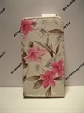 Picture of Nokia 210 Pink Floral Leather Case