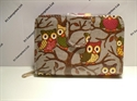 Picture of Owl Purse-Grey