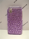 Picture of Samsung S5230/S5233/i6220 Purple Cluster Case