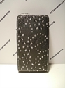 Picture of Nokia 820 Black Diamond Leather Case