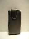 Picture of Nokia C1-01 Black Leather Case