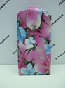 Picture of Nokia 302 Aqua & Pink Floral Case