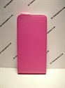 Picture of Moto G Pink Leather Case