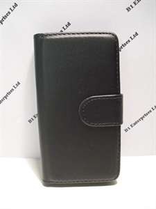 premium selection 98431 68a75 Nokia Lumia 635 Black Leather Wallet Case| Huawei cases and covers ...