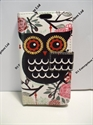 Picture of Nokia 630 Black Owl Wallet