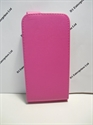 Picture of New Moto G Pink Leather Flip Case