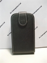 Picture of Galaxy Fame, S6810 Black Leather Flip Case