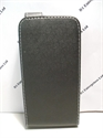 Picture of Huawei Y550 Black Leather Flip Case