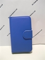 Picture of Nokia 530 Blue Leather Wallet Case