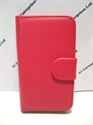 Picture of Nokia 530 Red Leather Wallet Case