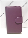 Picture of Nokia 530 Purple Leather Wallet Case