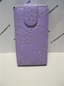 Picture of Nokia Lumia 900 Lavender Diamond Leather Case