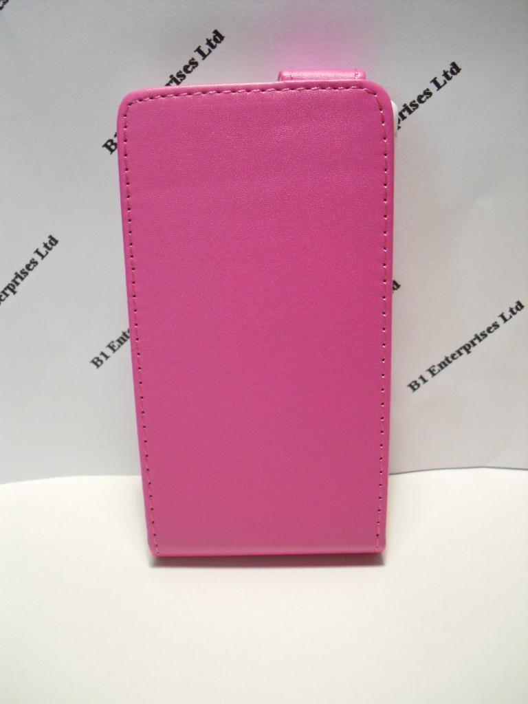 Nokia Lumia 640 Pink Leather Flip Case Huawei Cases And Covers 620 Magenta Picture Of