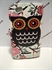 Picture of Sony Ericsson Xperia M Black Owl Leather Wallet