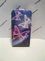 Picture of Sony Ericsson Xperia M Butterfly Leather Flip Case