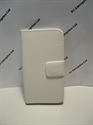 Picture of Samsung Galaxy Ace 3 White Leather Wallet
