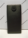 Picture of Microsoft Lumia 950 Black Leather Flip Case