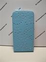 Picture of Samsung Galaxy S5 Mini Aqua Diamond Leather Flip Case