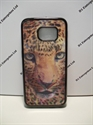 Picture of Galaxy S6 Edge 3D Leopard Print Hardback Cover