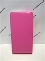 Picture of Xperia E1 Pink Leather Flip Case