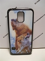 Picture of Galaxy S5 Animal Print 3D Effect Hardback Cover