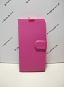 Picture of Huawei Y625 Pink Leather Wallet Book Case