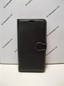 Picture of Huawei Y635 Black Leather Wallet Book Case