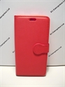 Picture of Huawei Y635 Red Leather Wallet Book Case