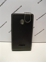 Picture of Nokia 532 Black Leather Flip Case