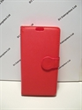Picture of Microsoft Nokia 535 Red Leather Wallet Case