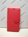 Picture of Galaxy S6 Edge Plus Red Leather Wallet Case