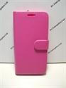 Picture of Motorola Nexus 6 Pink Leather Wallet Case
