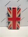 Picture of Xperia M2 Rustic Union Jack Leather Wallet Case