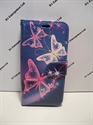 Picture of Galaxy S7 Edge Butterfly Leather Wallet Case
