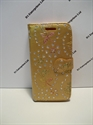Picture of Huawei Y5 Gold Floral Diamond Wallet Case