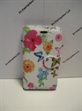 Picture of Smart First 6 Colour Butterfly Floral Leather Wallet Case