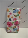 Picture of Huawei P8 Colour Butterfly Floral Leather Wallet Case