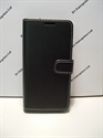 Picture of Smart Prime 6 Black Leather Wallet Case
