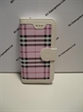 Picture of iPhone 5 Tartan Style Wallet Book Case