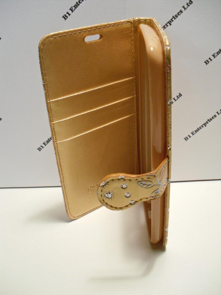 competitive price eda6b 33ca5 LG K8 Gold Floral Diamond Leather Wallet Case| Huawei cases and ...