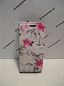 Picture of Nokia 225 White Floral Leather Wallet Case
