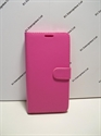 Picture of Smart Mini 7 Pink Leather Wallet Book Case Cover