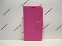 Picture of Alcatel Pop 4 Pink Leather Wallet Book Case