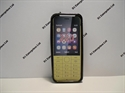 Picture of Nokia 220 Black S Wave Gel Case
