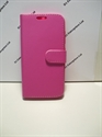 Picture of Huawei G7 Pink Leather Wallet Case