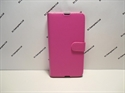 Picture of Smart Platanium 7 Pink Leather Wallet Case