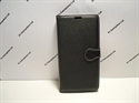 Picture of LG G4 Stylus Black Leather Wallet Case