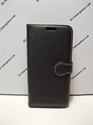 Picture of Galaxy E5 Black Leather Wallet Case
