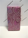 Picture of Microsoft Lumia 550 Lavender Floral Diamond Wallet Case